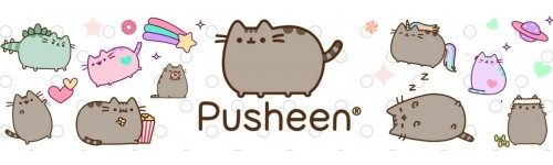 CAT PUSHEEN